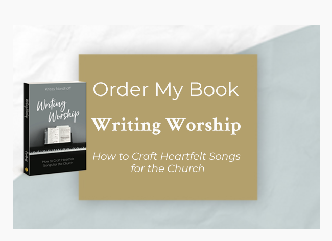 Writing Worship Book